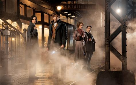 Fantastic Beasts And Where To Find Them is set to have