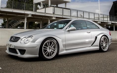 2004 Mercedes-Benz CLK DTM AMG - Wallpapers and HD Images
