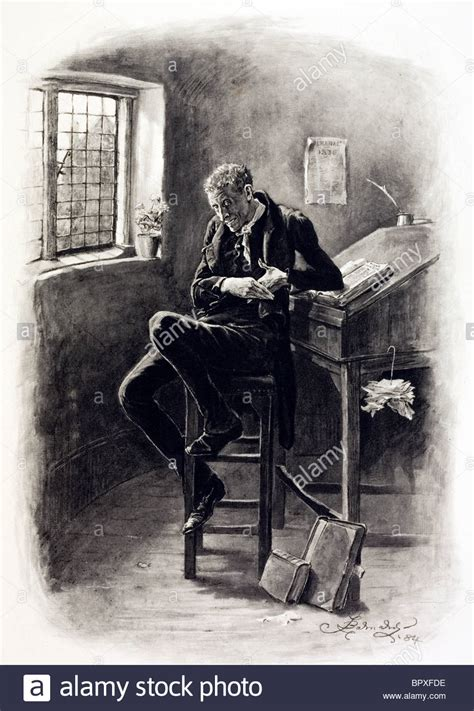 Uriah Heep from David Copperfield by Charles Dickens
