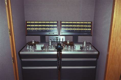 old radio automation reel to reel - Google Search