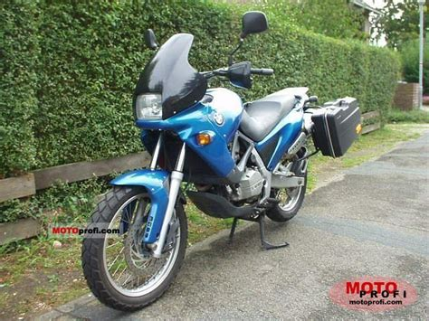 BMW F 650 1996 Specs and Photos