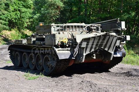 Armoured Recovery Vehicle (ARV) VT-55A   EXARMYVEHICLES