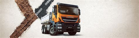 IVECO Homepage