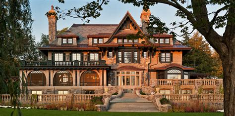 """Renovating a """"Powerful"""" Shingle Style Home - Period Homes"""