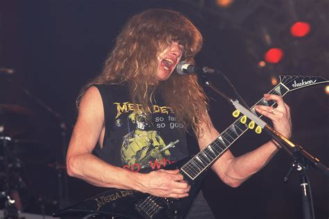 5 Things You Didn't Know About Megadeth's 'So Far, So Good