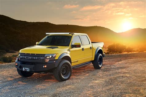 Hennessey Ford VelociRaptor - Up To 750 HP   Hennessey