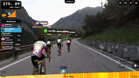 Rouvy releases the iconic Stelvio climb for augmented