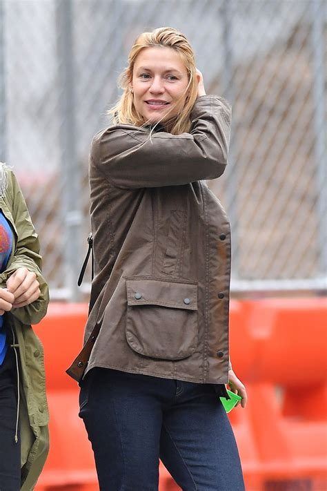 CLAIRE DANES Out and About in New York 10/30/2019 – HawtCelebs