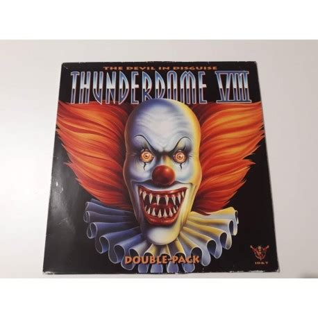 Thunderdome VIII - The Devil In Disguise Double Pack