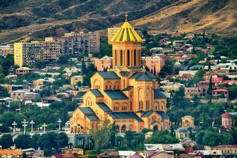 Tbilisi: What to do on a weekend break to Georgia's