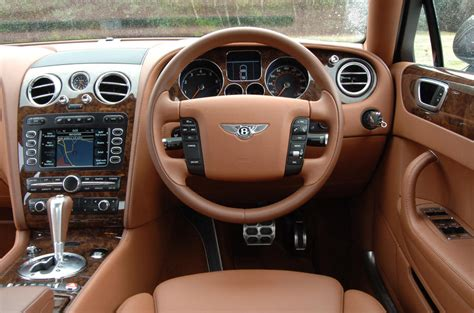 Bentley Continental Flying Spur 2005-2012 review | Autocar