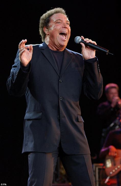 Tom Jones is having a DNA test to see if his ancestors are