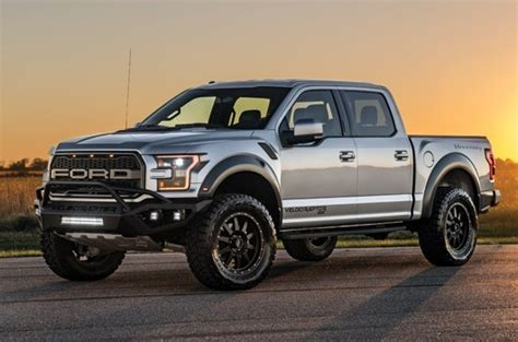 2017 - 2019 Ford Raptor F-150 Pick-up Truck   Hennessey