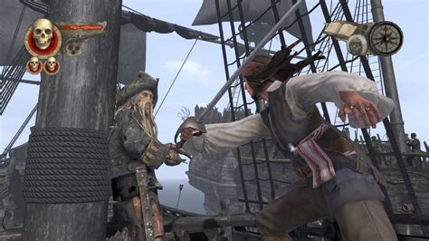 """PSP - """"Essentials"""" Pirates of the Caribbean: At World's"""