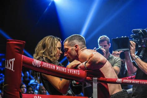 'Southpaw' movie review: Jake Gyllenhaal fights through