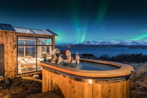 Panorama Glass Lodge For Honeymoon In Iceland   Home