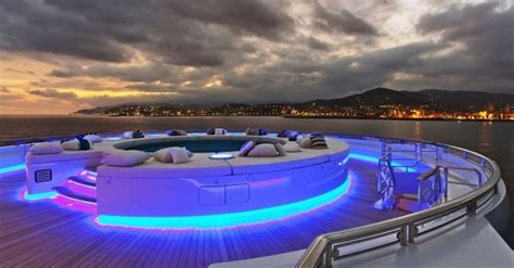 This Is What It's Like On A $330 Million Dollar Yacht