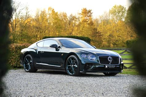 2019 Bentley Continental GT - Mulliner Limited Edition