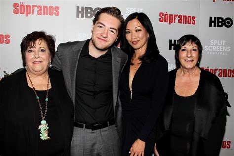 The Sopranos cast reunites for HBO series' 20th