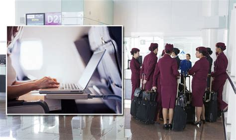 Laptop ban: Qatar Airways invents solution to electronic