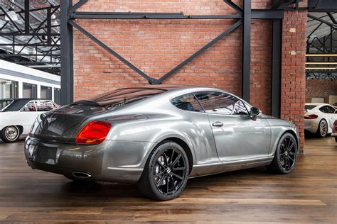 2004 Bentley Continental GT Coupe - Richmonds - Classic
