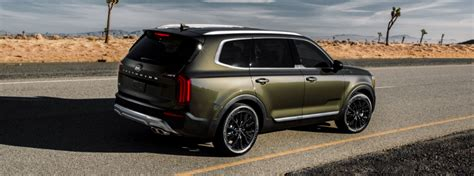 What Colors Does The 2020 Kia Telluride SUV Come In