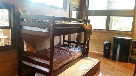 Fort Boggy State Park Cabins — Texas Parks & Wildlife