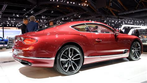 New Bentley Continental Gt Sports Stock Footage Video (100