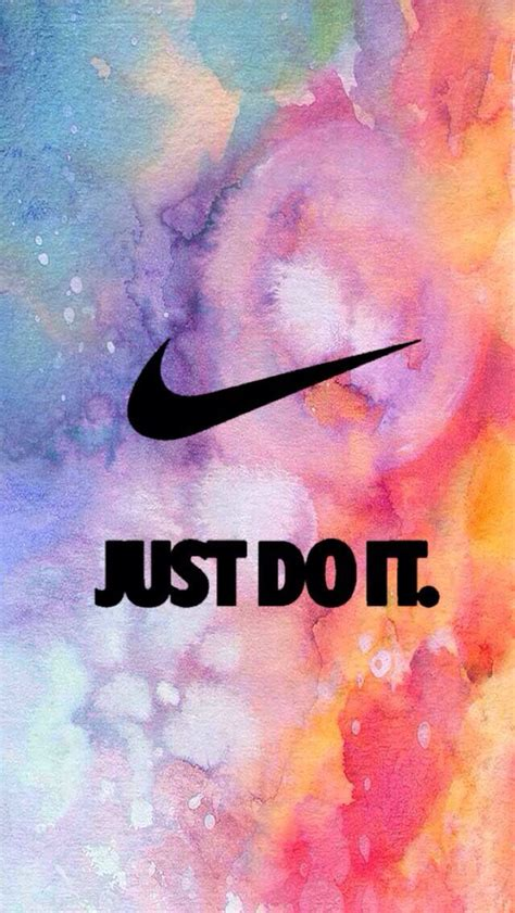 Never give up   Nike wallpaper iphone, Just do it