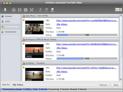 FREE YouTube Downloader for Mac - AVCWare