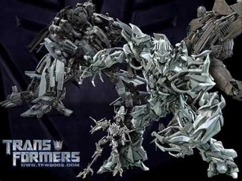 Transformers Characters: Decepticons - YouTube