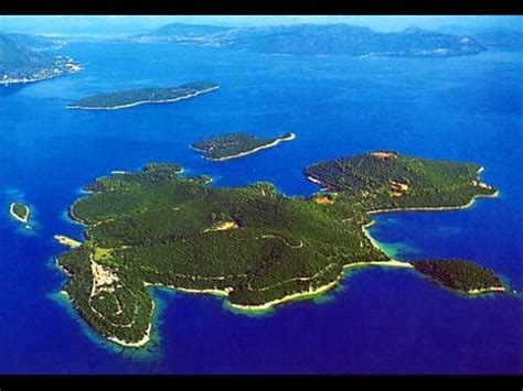 Skorpios Onassis Private Island Review, Greece - Footage